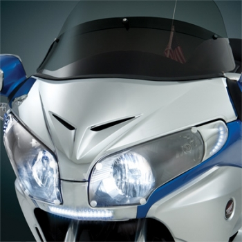 52-795, Chrome Frontbug 2012 Style für Goldwing 2001-2012