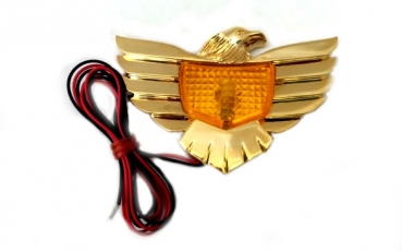 1800 Chrom Adler ca 6 cm. 1500 Goldwing 1200
