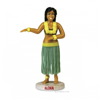 Huhop1, Hula -Wackel- Girl